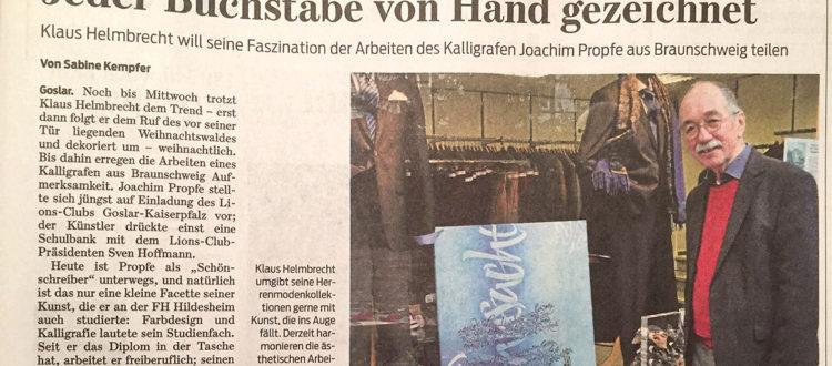 Golarsche Zeitung