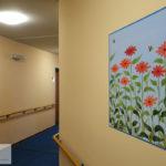 Propfe Wandmalerei