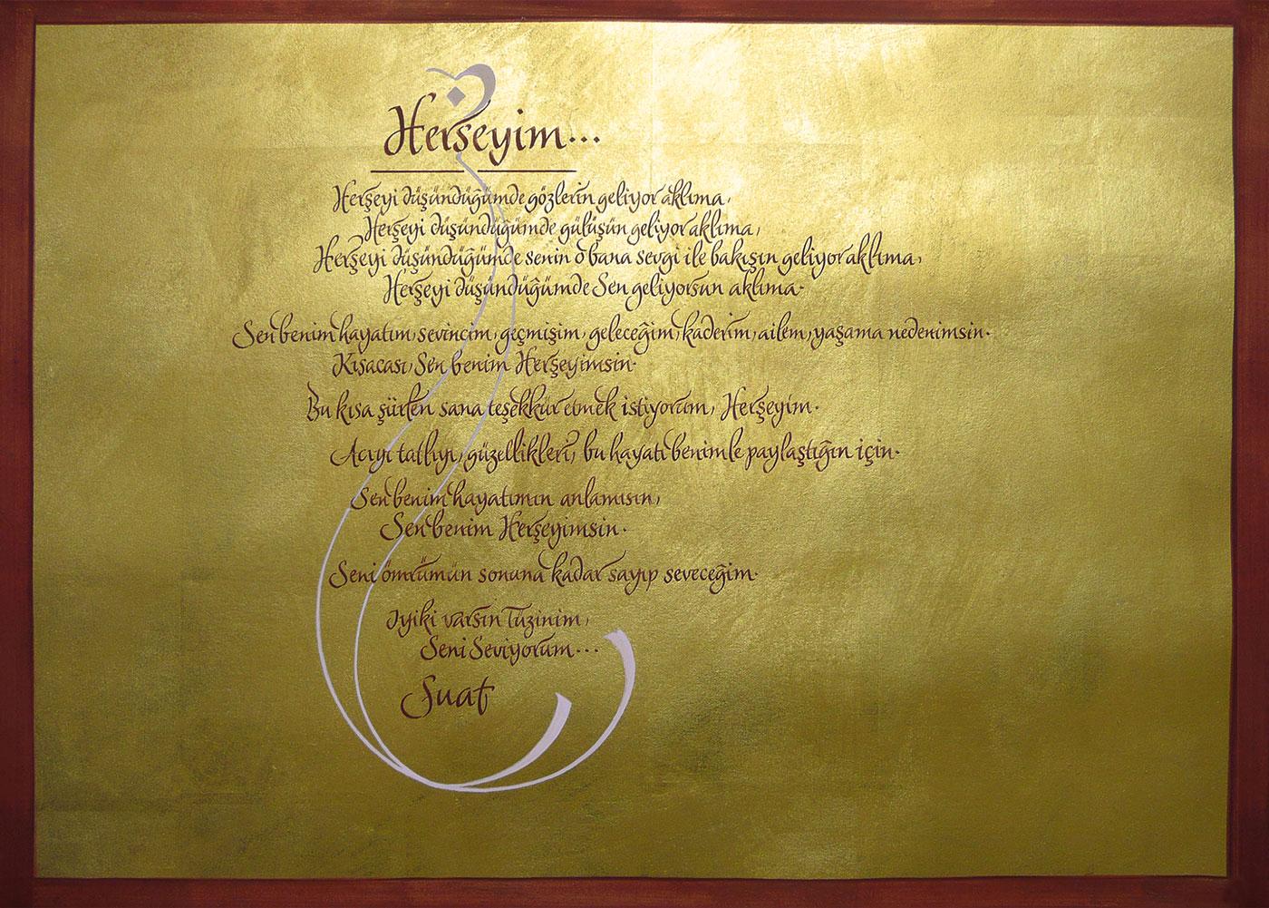 Kalligrafie Propfe Gedicht Zur Hochzeit Kalligrafie Propfe