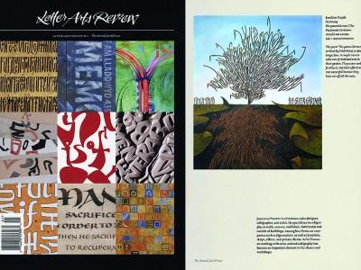 Cover und Innenseite mit Abbildungen